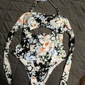 NWT Cupshe swimsuit sz Small